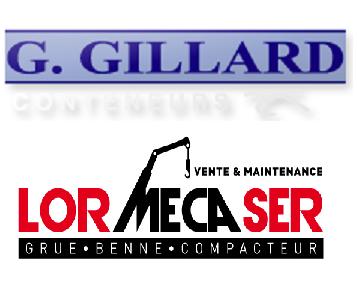 GILLARD LORMECASER